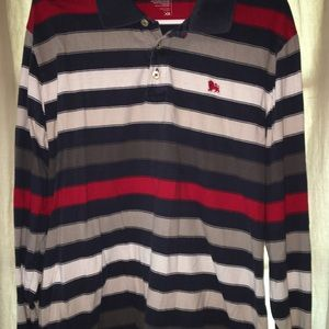 Old Navy Long Sleeve Polo